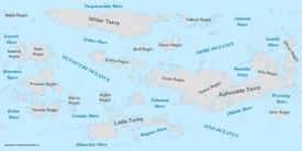 Atlas of of Venus (Venusian Haven)
