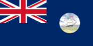 Flag of British Guiana 1875-1906