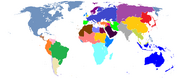 PM (map of the world)
