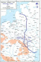 Eastern Front As of 1917