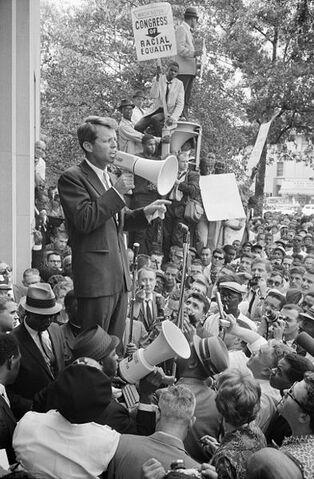 File:393px-Robert Kennedy CORE rally speech2.jpg