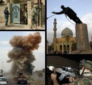 Iraq war header wikipedia