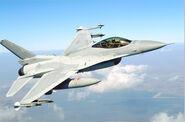 ROKAF F-16