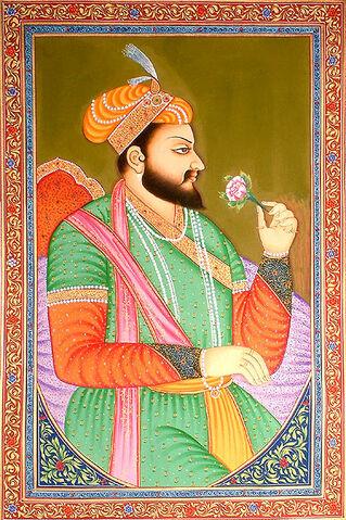 File:Satavahana King.jpg