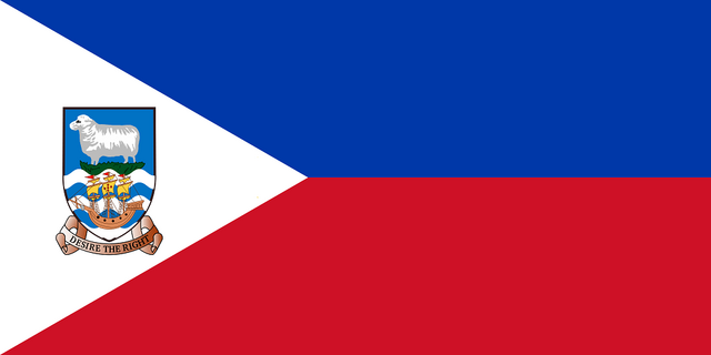 File:Flag of the Falkland Islands (under Filipino occupation) 1000px.png
