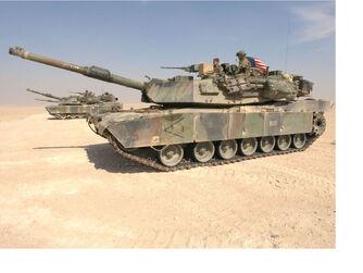 M1A1 abrams tank 5