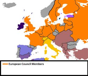 European Council 1916