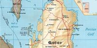 1946 Battle for Qatar (Hitler's World)