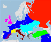 Europe VI 1934