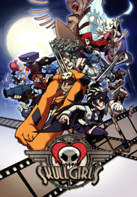 Skullgirls cover