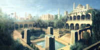 Oasis of the Pillars (Great Empires)