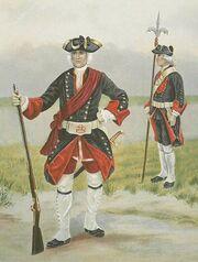 Men of the Royal Welsh Artillery