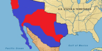 Timeline 1845-1875 (Texas Survives!)