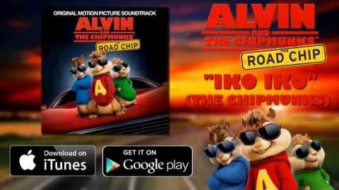 Iko Iko - The Chipmunks