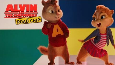 "Alvin and the Chipmunks The Road Chip ""Munk Rock"" Featurette FOX Family"