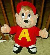 Alvin Dancing Plush