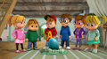 The Chipmunks and Chipettes with Dragon Egg.png