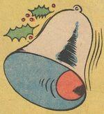 The Christmas Bell Illustration