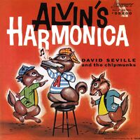 Alvin's Harmonica Single Cover