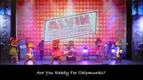 Are You Ready For Chipmunks? - The Chipmunks
