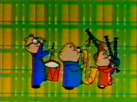 The Chipmunks in Comin' Thru The Rye