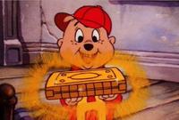 Alvin Giving Away His Golden Echo Harmonica