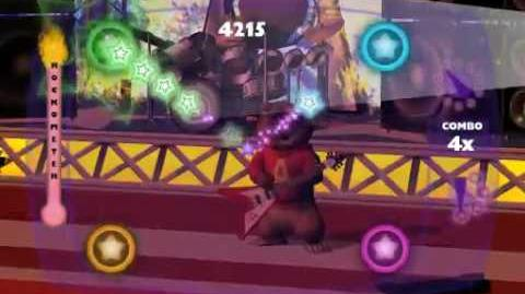 Blitzkrieg Bop - The Ramones - Alvin and the Chipmunks Video Game