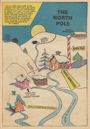 The North Pole Activity Page