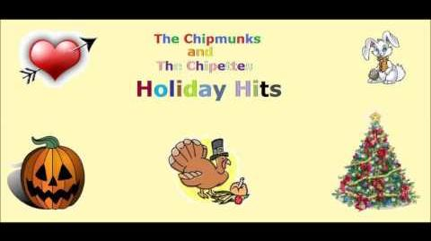 The Chipmunks-Halloween Is Comming