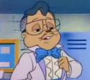 Dr. Simon and Mr. Heartthrob