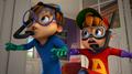 Alvin and Simon in Scuba-Gear.png