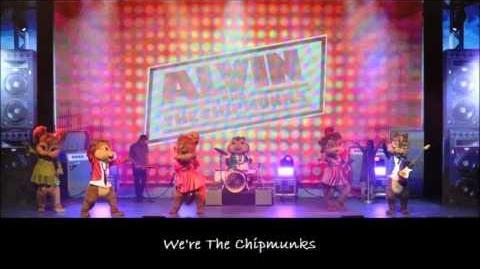 We're The Chipmunks - The Chipmunks - Live Version