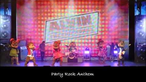 Party Rock Anthem - The Chipmunks & The Chipettes