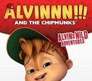 Alvin's Wild Adventures (DVD)