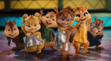 Chipmunks and Chipettes