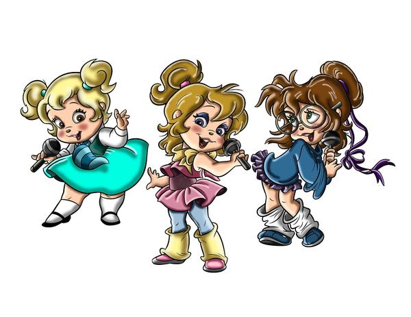 File:The 80's Chipettes.jpg