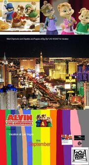 Alvin Chipmunks 4 Movie