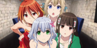 Amagi Brilliant Park Episode 9