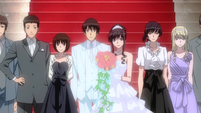 File:Junichi and Haruka's wedding picture with friends and family.png
