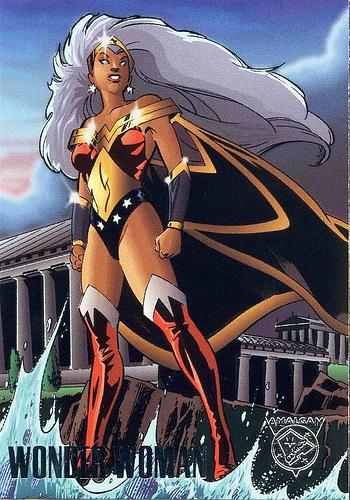 Wonder Woman Amalgam