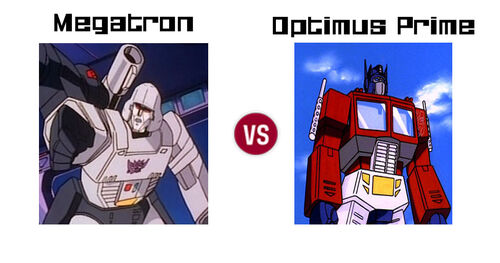 Optimusvsmegatron