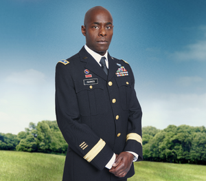 General Arnold Gaines