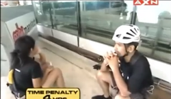 Hussein & Natasha penalty