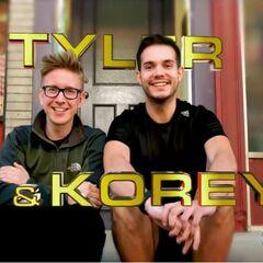 Tyler & Korey's Intro shot.