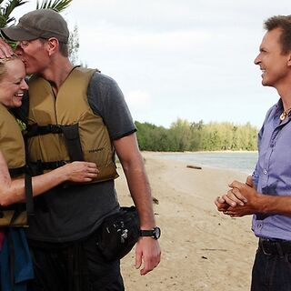 Rachel & Dave wins The Amazing Race after correcting their mistake that could've cost them dearly.