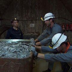 Tanner &amp; Josh doing the <i>Mine</i> Detour in <a href=