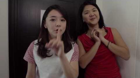 Treasuri and Louisa's Indonesia the Amazing Race Asia Season 5 Video Submission