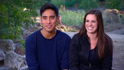 The Amazing Race - Meet Zach And Rachel