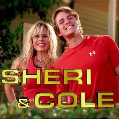 Sheri & Cole intro shot.