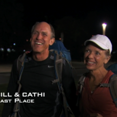 Bill & Cathi were eliminated from the race in 5th Place.
